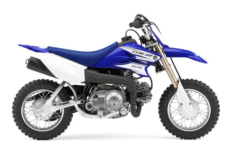 2016 Yamaha TT‑R50E