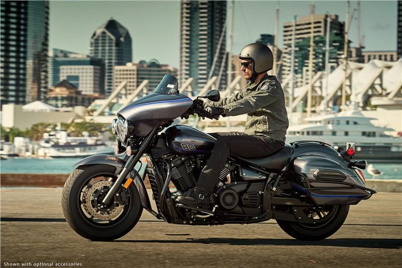 2016 Yamaha V STAR 1300 DELUXE For Sale at Highlands Yamaha