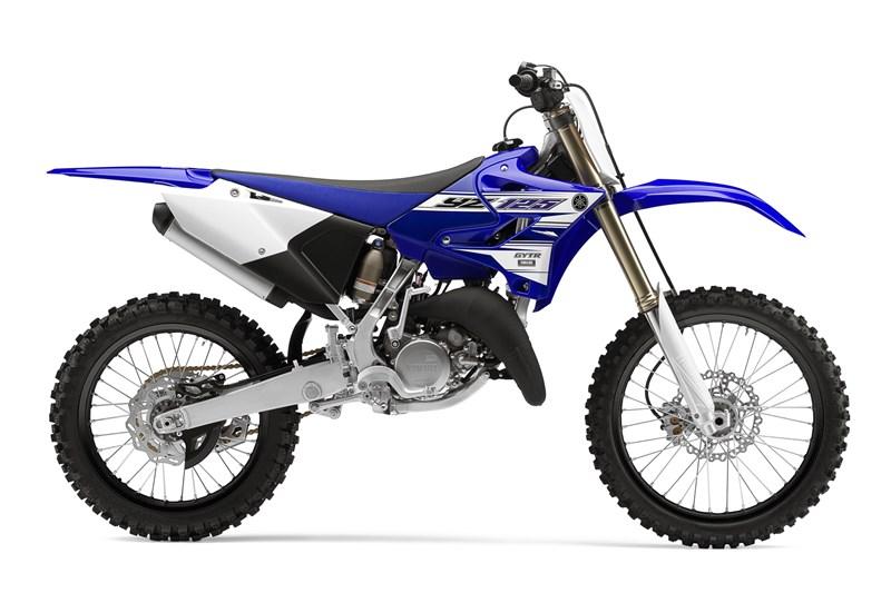 2016 Yamaha YZ125