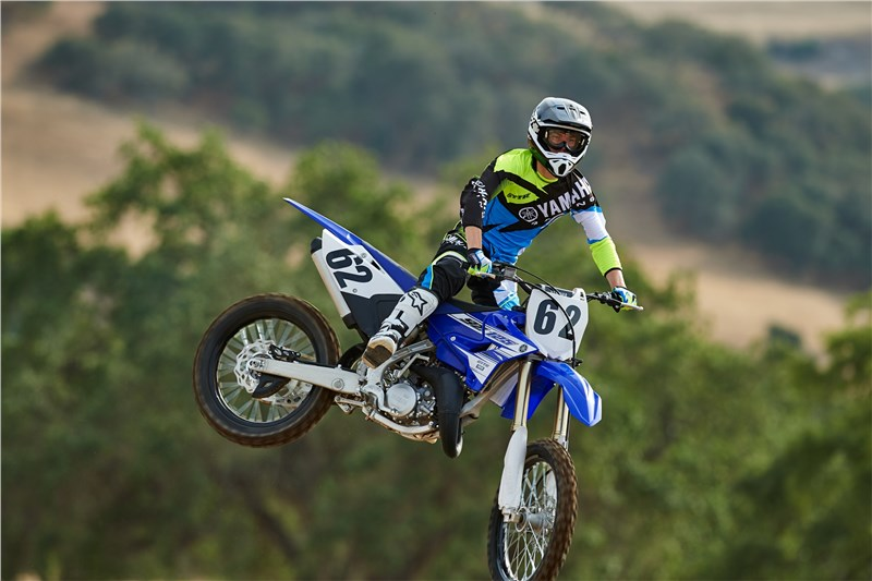 2016 yamaha yz125 for sale at palm springs motorsports. Black Bedroom Furniture Sets. Home Design Ideas