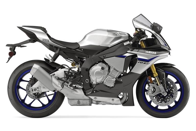 2016 Yamaha YZF‑R1M
