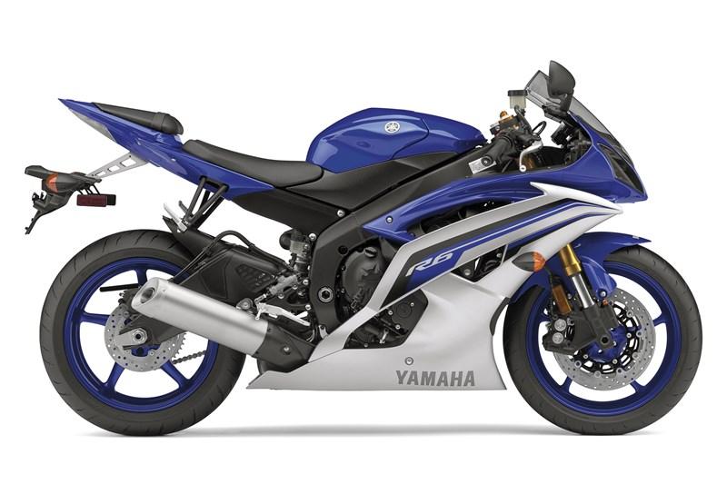 2016 Yamaha YZF‑R6
