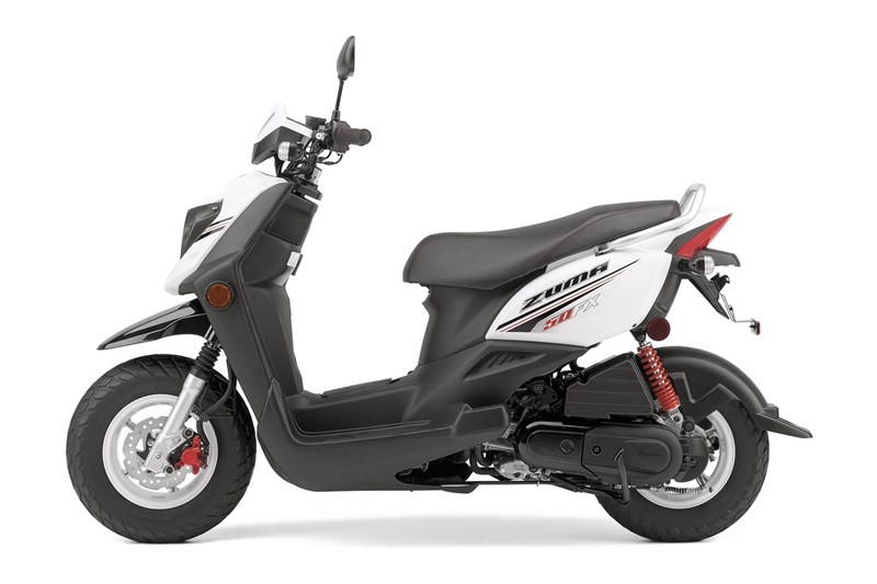 Yamaha Zuma Tail