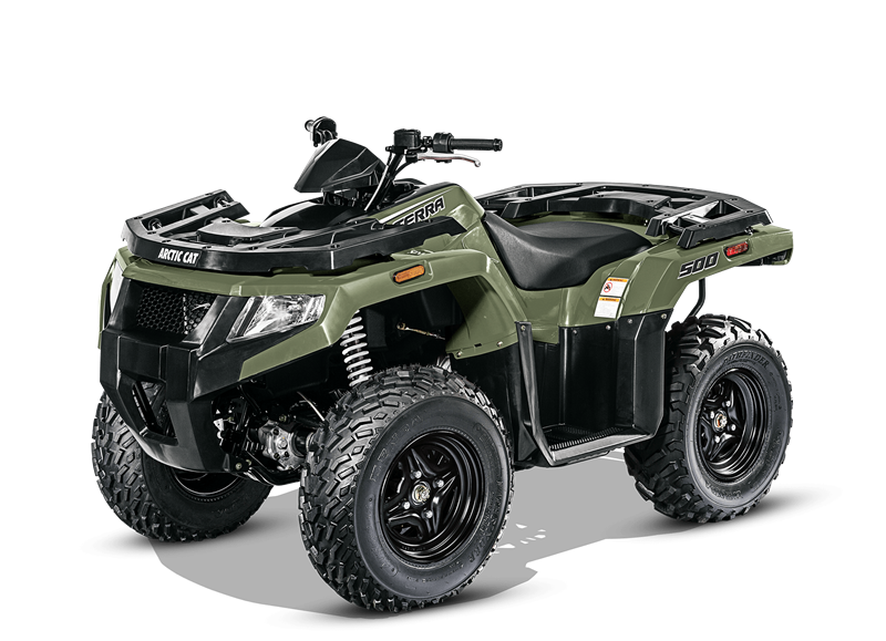 2017 Arctic Cat ALTERRA 400