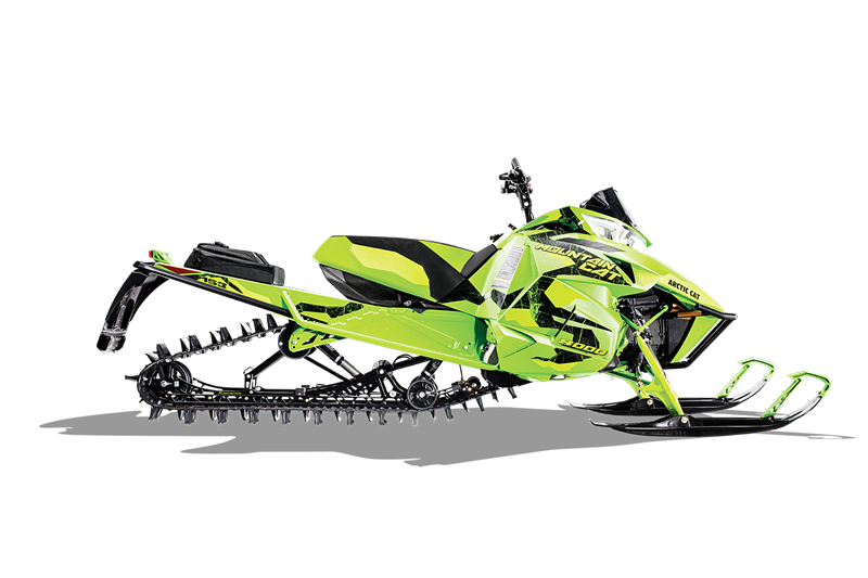 2017 Arctic Cat M 8000 MOUNTAIN CAT ES (153)