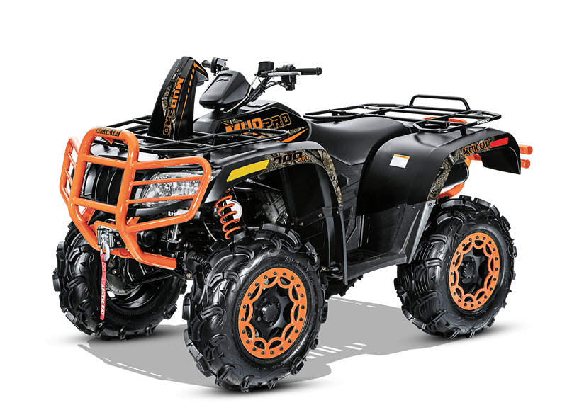 2017 Arctic Cat MUDPRO 700 LIMITED EPS
