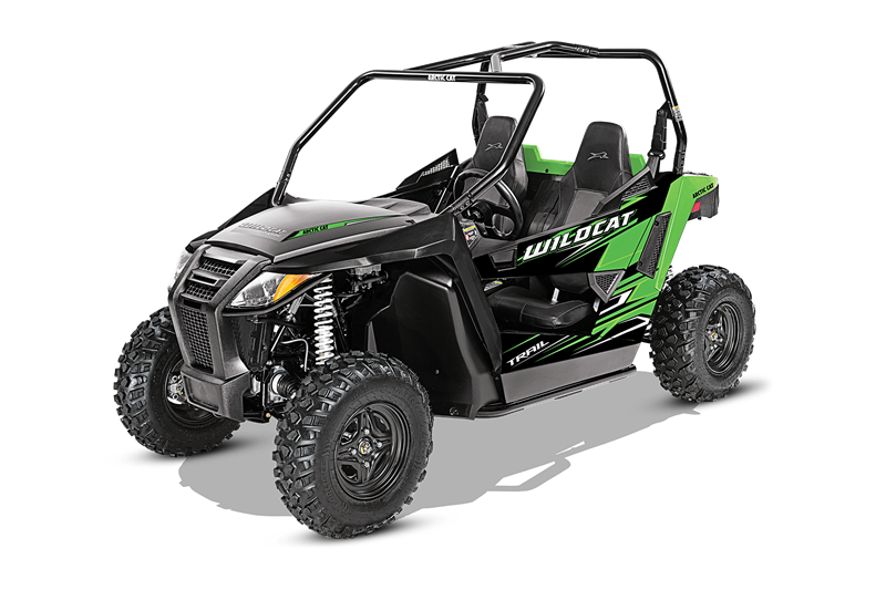 Arctic Cat Wildcat Trail Warranty