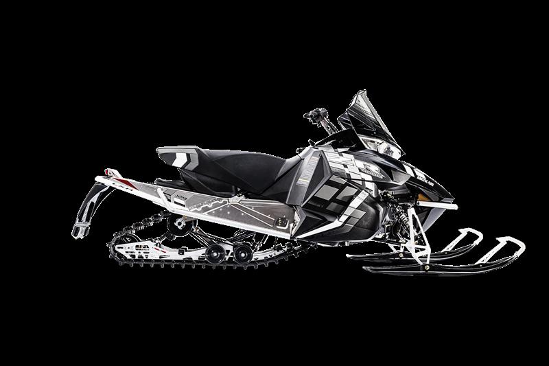2017 Arctic Cat ZR 4000 LXR (129)