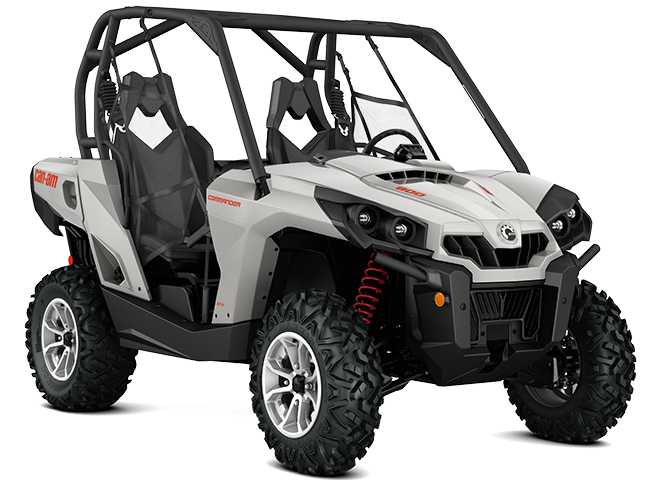 2017 Can-Am Commander DPS 800R