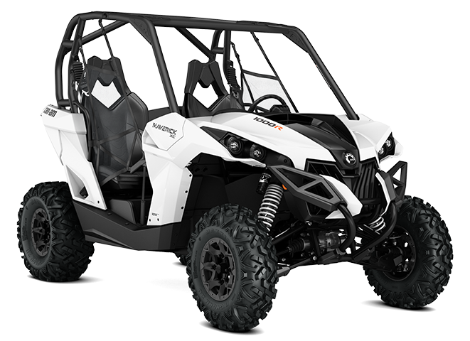 2017 Can-Am Maverick XC DPS