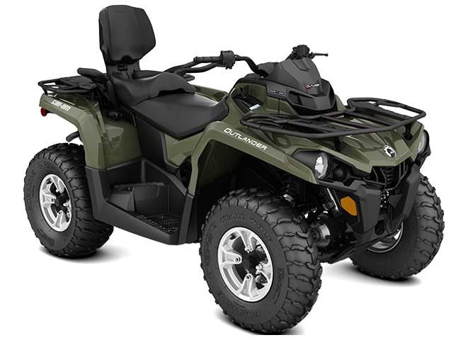 2017 can am outlander max dps 450 for sale at cyclepartsnation. Black Bedroom Furniture Sets. Home Design Ideas