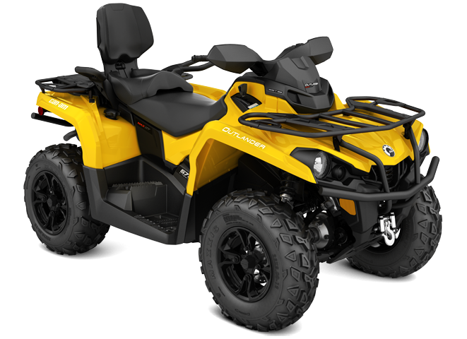 2017 can am outlander max xt 570 for sale at cyclepartsnation. Black Bedroom Furniture Sets. Home Design Ideas