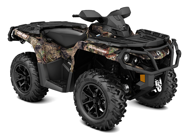 2017 Can-Am Outlander MAX XT 850