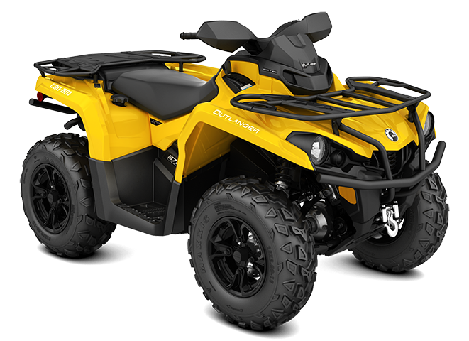 2017 can am outlander xt 570 for sale at cyclepartsnation. Black Bedroom Furniture Sets. Home Design Ideas