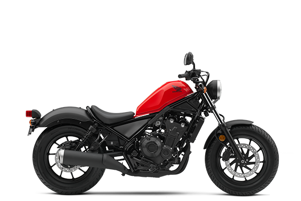 2017 Honda REBEL 500