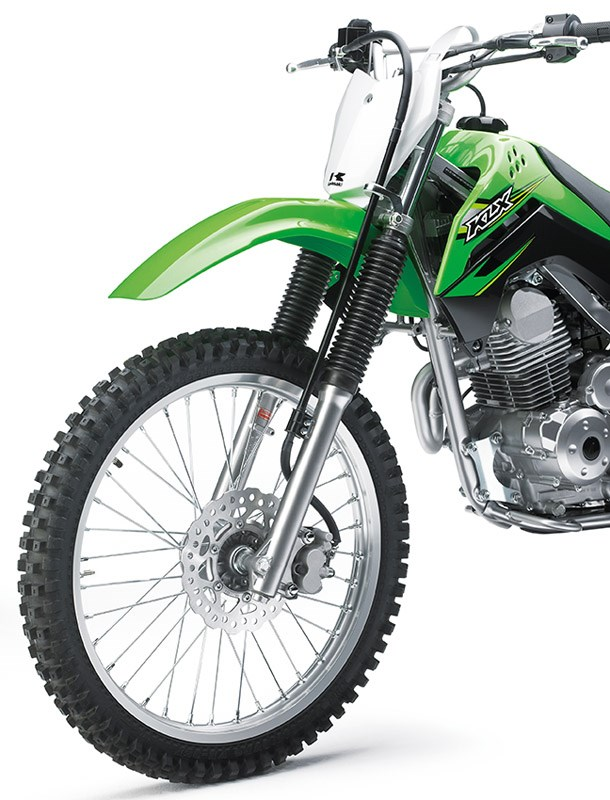 2017 Kawasaki Klx 174 140g For Sale At Cyclepartsnation