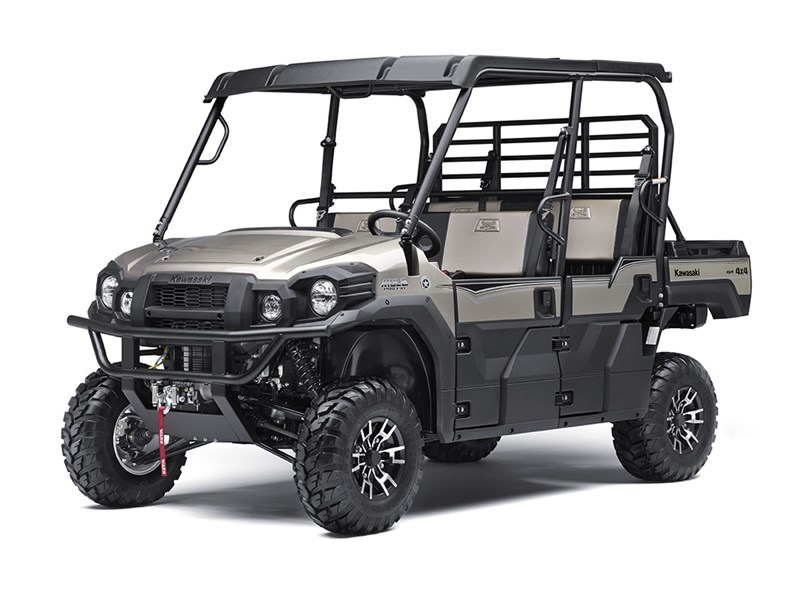 2017 Kawasaki MULE PRO-FXT™ RANCH EDITION