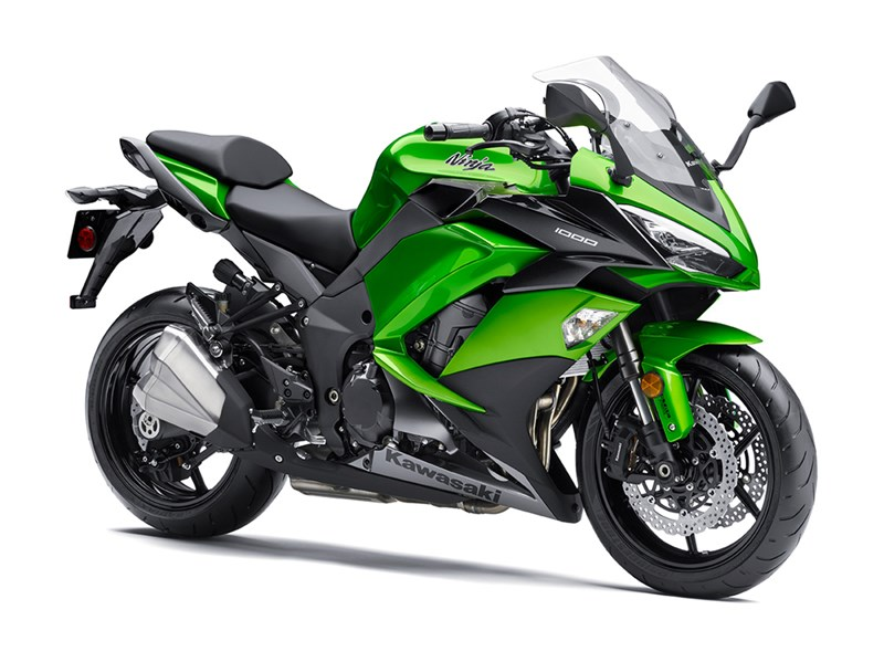 2017 Kawasaki NINJA® 1000 ABS