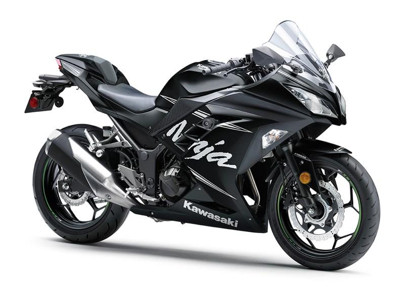 2017 Kawasaki NINJA® 300 ABS WINTER TEST EDITION