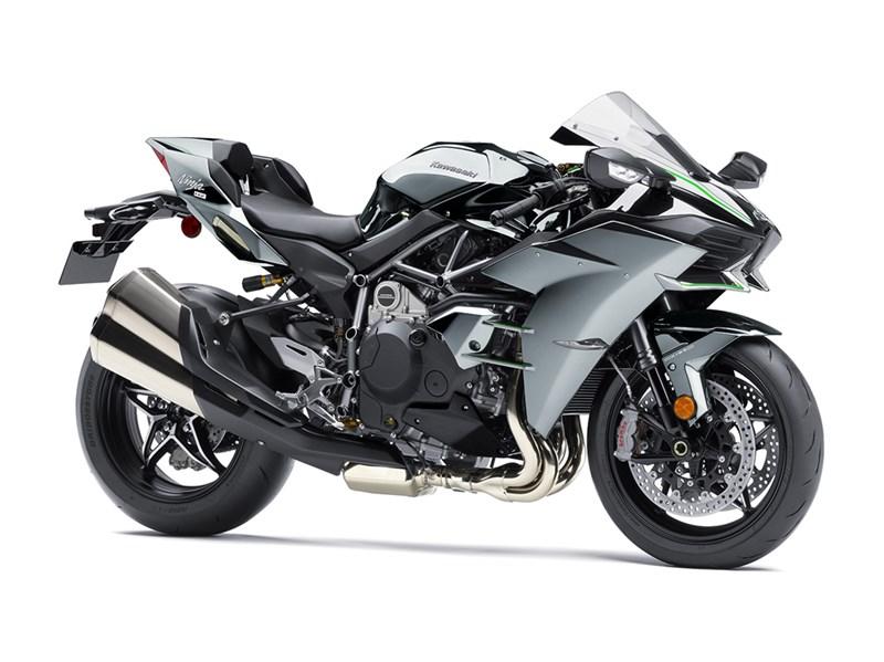 2017 Kawasaki NINJA H2™