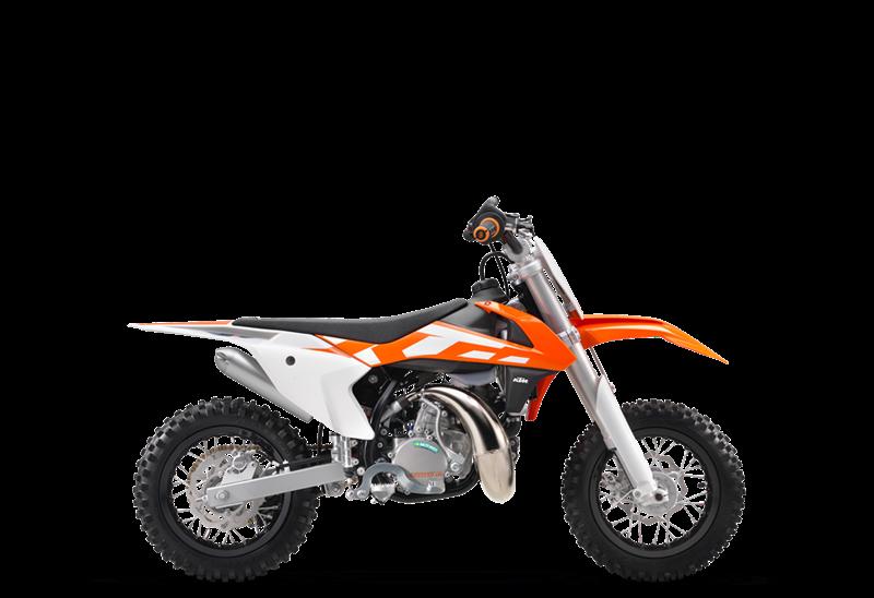 2017 KTM 50 SX Mini