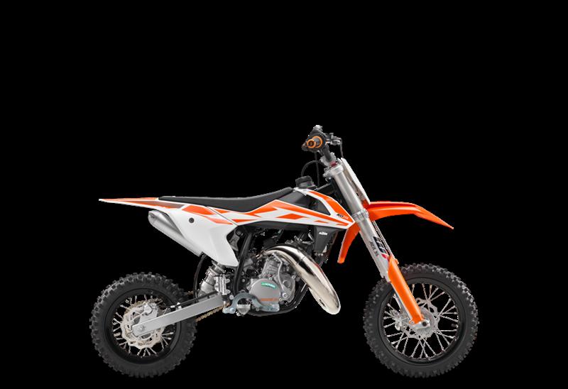 2017 KTM 50 SX