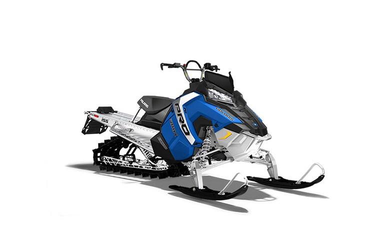 2017 Polaris 600 PRO-RMK® 155
