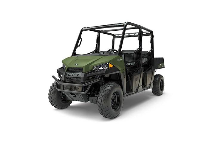 2017 Polaris RANGER CREW® 570-4