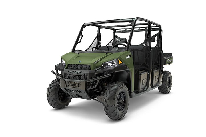 2017 Polaris RANGER CREW® XP 900