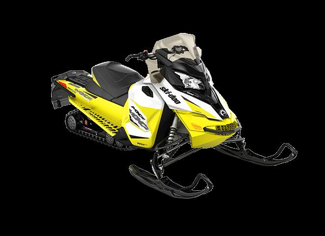2017 Ski-Doo MXZ TNT 600 H.O. E-TEC