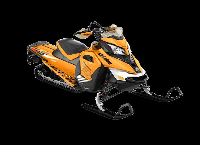 2017 Ski-Doo RENEGADE BACKCOUNTRY X 800R E-Tec