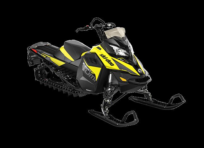 2017 Ski-Doo SUMMIT SP 600 H.O. E-TEC