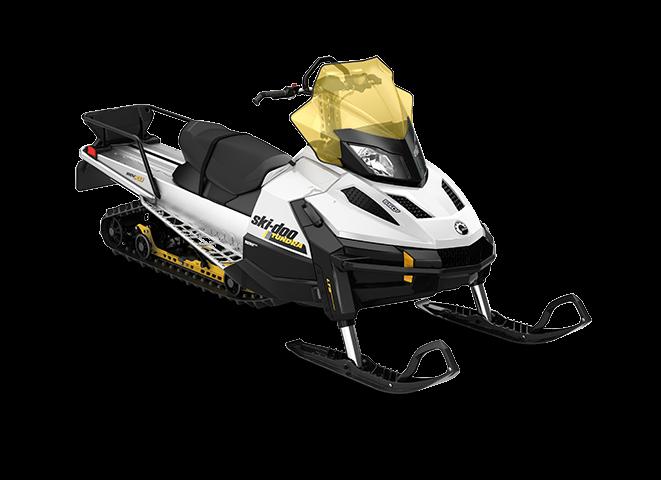 2017 Ski-Doo TUNDRA LT 550F For Sale at Ecklund Motorsports