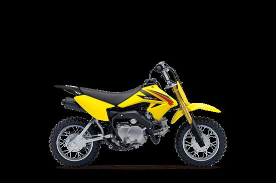 2017 Suzuki DR-Z70