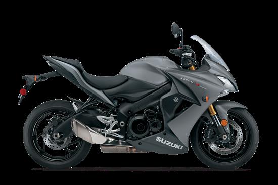 2017 Suzuki GSX-S1000F ABS