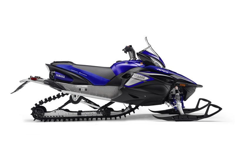 2017 Yamaha APEX X-TX 1.75