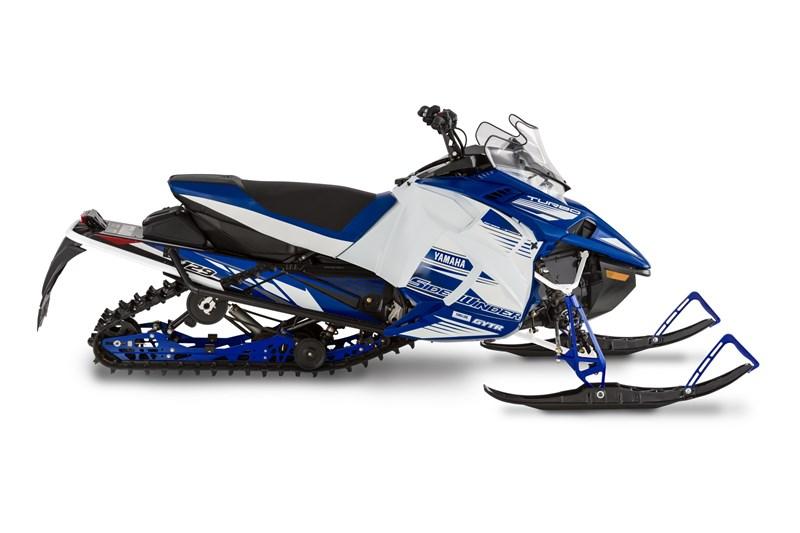 2017 Yamaha SIDEWINDER R-TX SE