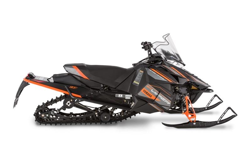 2017 Yamaha SRVIPER L-TX DX