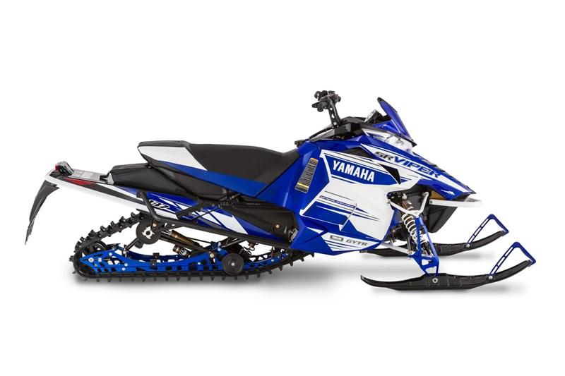 2017 Yamaha SRVIPER L-TX LE