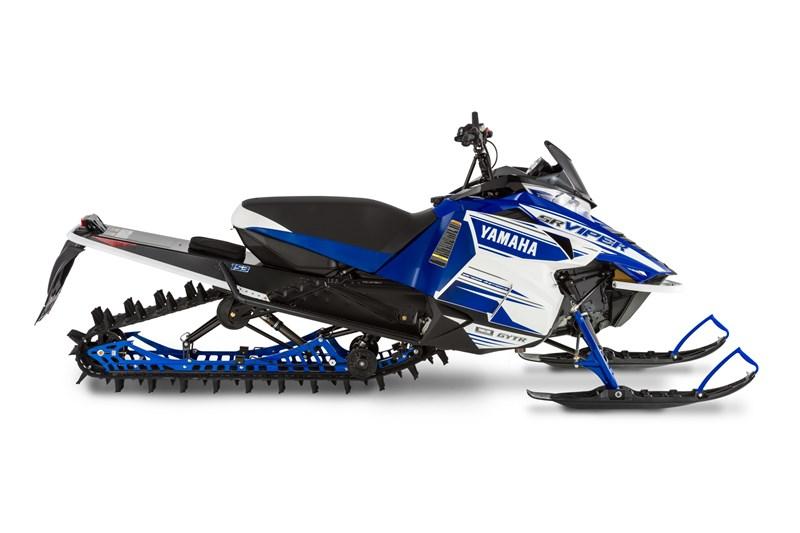 2017 Yamaha SRVIPER M-TX 153 SE