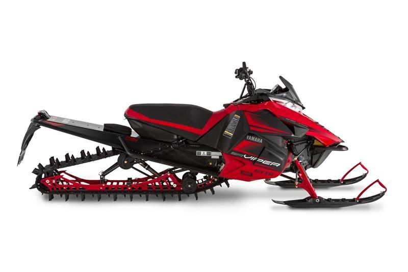 2017 Yamaha SRVIPER M-TX 162 SE