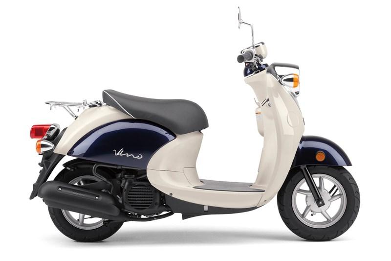 2017 Yamaha VINO CLASSIC