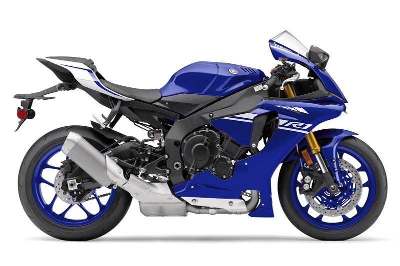 2017 Yamaha YZF‑R1