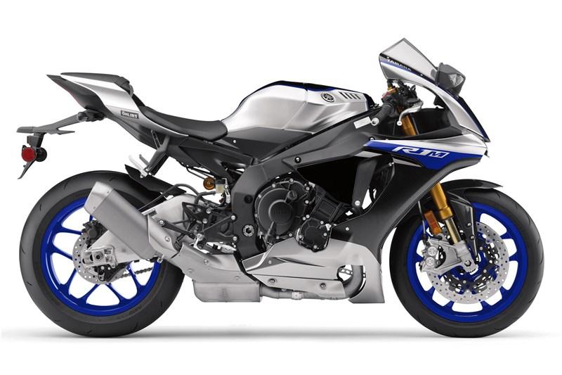 2017 Yamaha YZF‑R1M