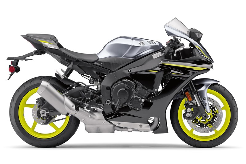2017 Yamaha YZF‑R1S