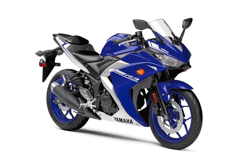 2017 Yamaha YZF‑R3