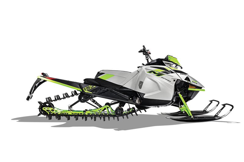 2018 Arctic Cat M 8000 SNO PRO (162) EARLY RELEASE