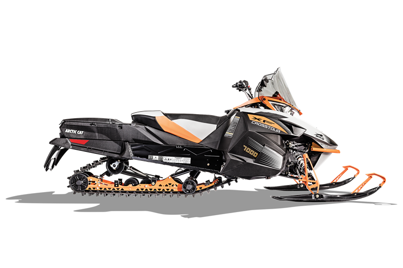2018 Arctic Cat XF 7000 CROSSTOUR