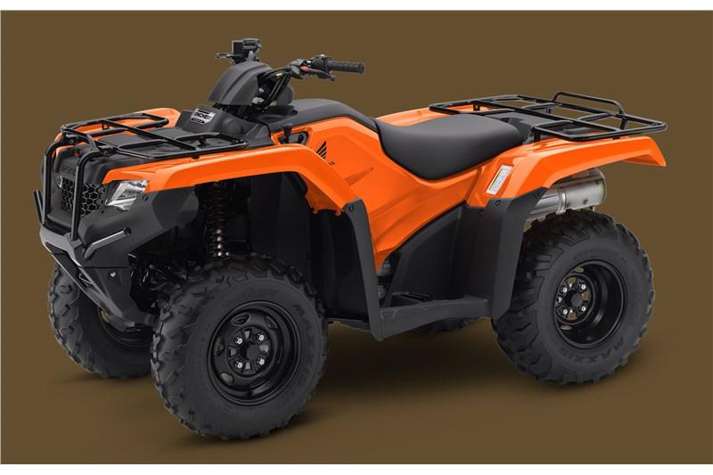 2018 Honda Four Trax Rancher 4X4
