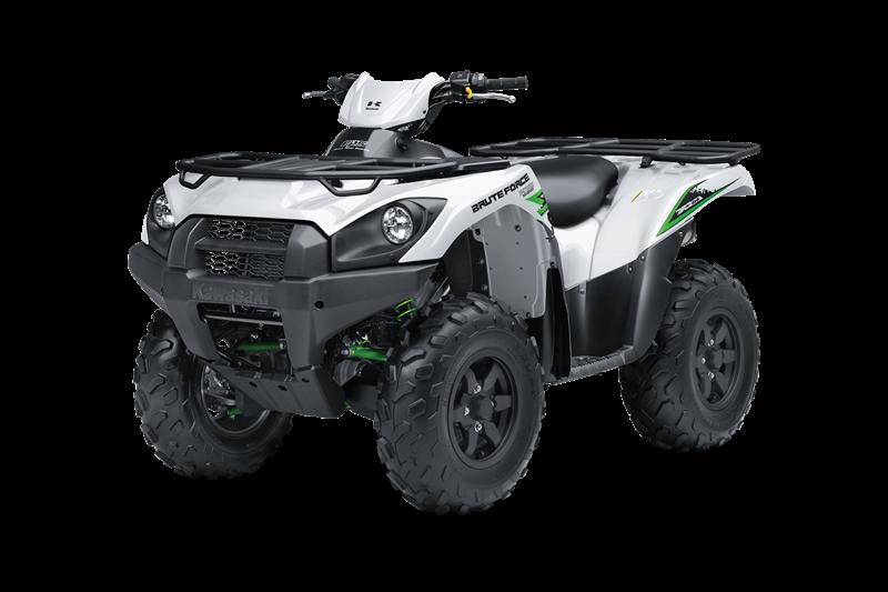 2018 Kawasaki BRUTE FORCE® 750 4x4i EPS